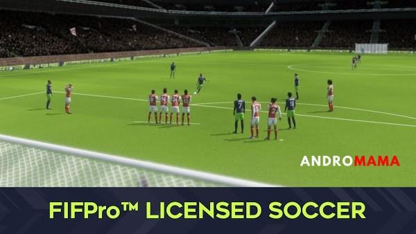 Dream League Soccer 2021 Para Hileli MOD APK [v8.02] 2