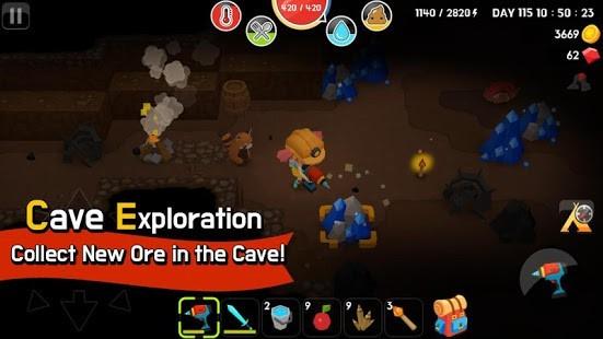 Mine Survival Para Hileli MOD APK [v2.4.2] 1