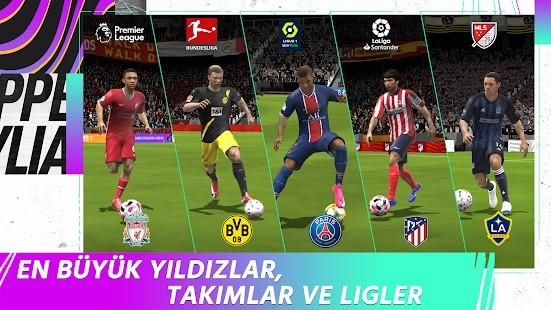 Fifa Soccer Mobile 2021 Mobil Full MOD APK 6