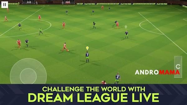 Dream League Soccer 2021 Para Hileli MOD APK [v8.02] 4