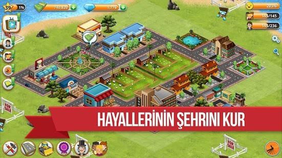 Village City Para Hileli MOD APK [v1.11.3] 5
