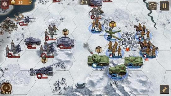 Glory of Generals 3 Madalya Hilesi MOD APK [v1.1.0] 5