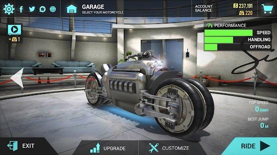 Ultimate Motorcycle Simulator Para Hileli MOD APK [v3.0] 5