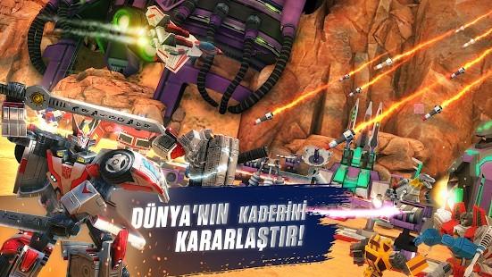 TRANSFORMERS Earth Wars Mega Hileli MOD APK [v15.2.1.567] 6