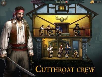 Tempest Pirate Action RPG Premium Para Hileli MOD APK [v1.5.2] 2