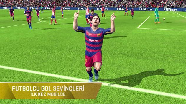 FIFA 16 Futbol Para Hileli MOD APK [v3.3.118003] 5
