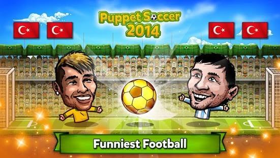 ⚽ Kukla Futbolu 2014 - Futbol Oyunu Para Hileli MOD APK [v3.0.4]⚽ 6