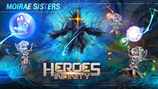 Heroes Infinity Para Hileli MOD APK [v1.35.06] 4