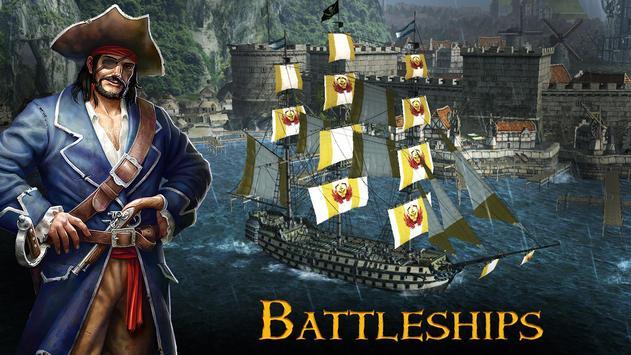 Pirates Flag Caribbean Action Para Hileli MOD APK [v1.6.0] 5