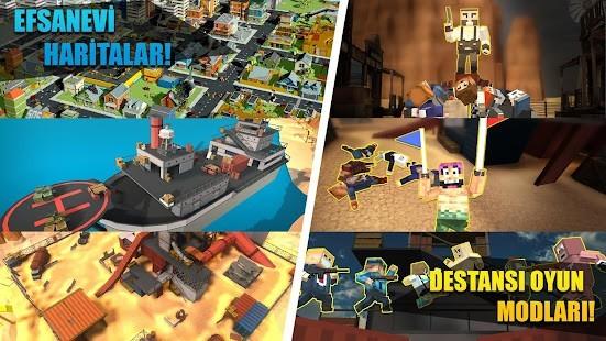 Pixel Fury 3D Multiplayer Mega Hileli MOD APK [v20.0] 4