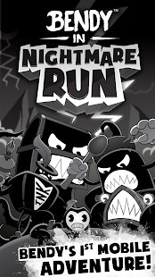 Bendy in Nightmare Run Mega Hileli MOD APK [v1.4.3676] 6