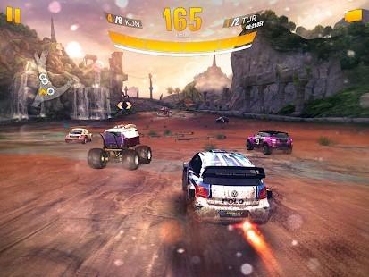 Asphalt Xtreme Rally Racing Yıldız Hileli MOD APK [v1.9.4a] 1