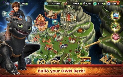 Dragons Rise of Berk Rün Hileli MOD APK [v1.59.4] 6