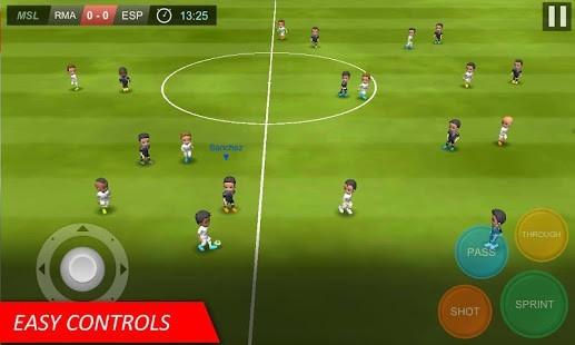 Mobile Soccer League Para Hileli MOD APK [v1.0.27] 5