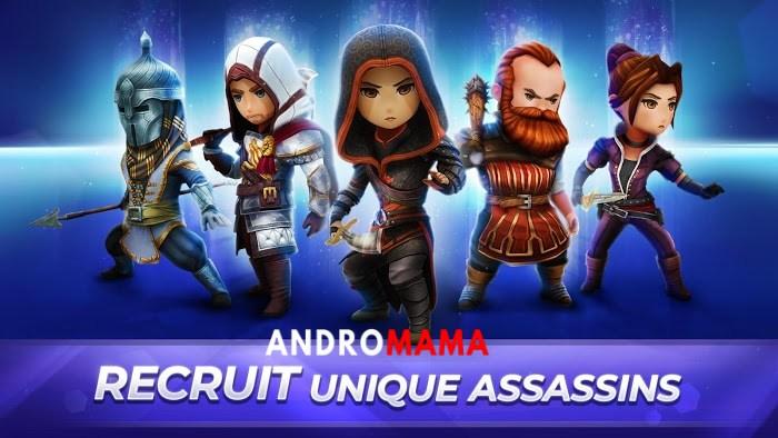 Assassins Creed Rebellion Ölümsüzlük Hileli MOD APK [v3.0.2] 3