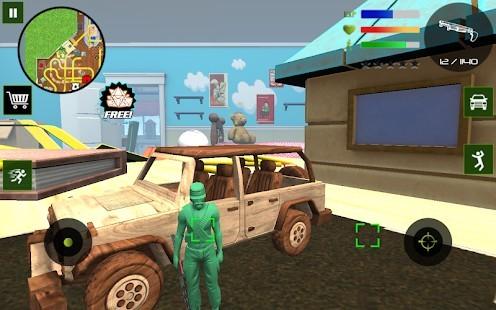 Army Toys Town Mega Hileli MOD APK [v2.6] 3