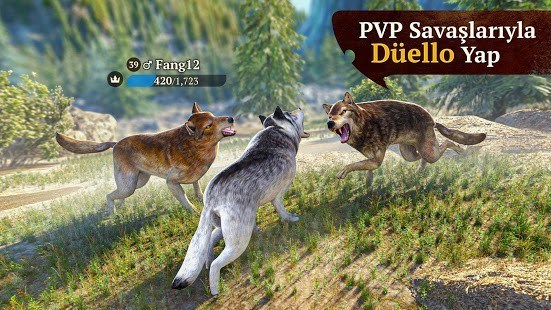 The Wolf Mega Hileli MOD APK [v2.0.1] 8