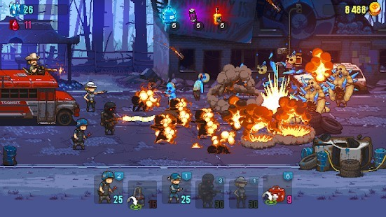 Dead Ahead Zombie Warfare Para Hileli MOD APK [v3.0.6] 1