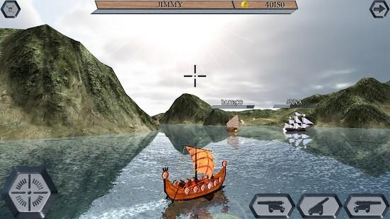 Korsan Gemileri Dünyası Para Hileli MOD APK [v4.4] 3