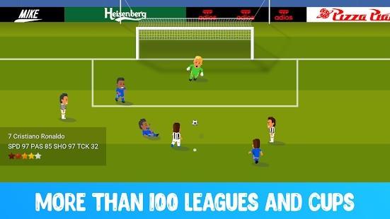 World Soccer Champs Para Hileli MOD APK [v3.0] 4