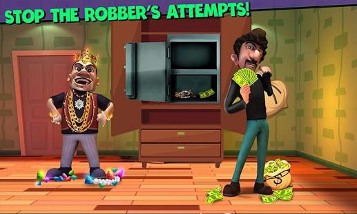 Scary Robber Home Clash Para Hileli MOD APK [v1.4] 2