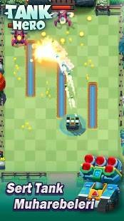 Tank Hero Ölümsüzlük Hileli MOD APK [v1.8.1] 2