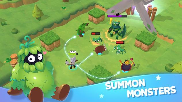 Summon Quest Hasar Hileli MOD APK [v0.3.2] 2