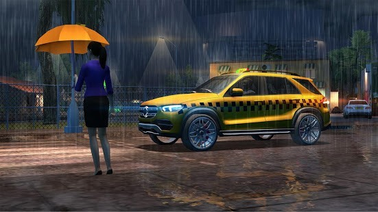 Taxi Sim 2020 Para Hileli MOD APK [v1.2.25] 3