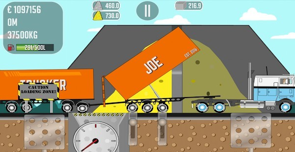 Trucker Joe Para Hileli MOD APK [v0.2.7] 4