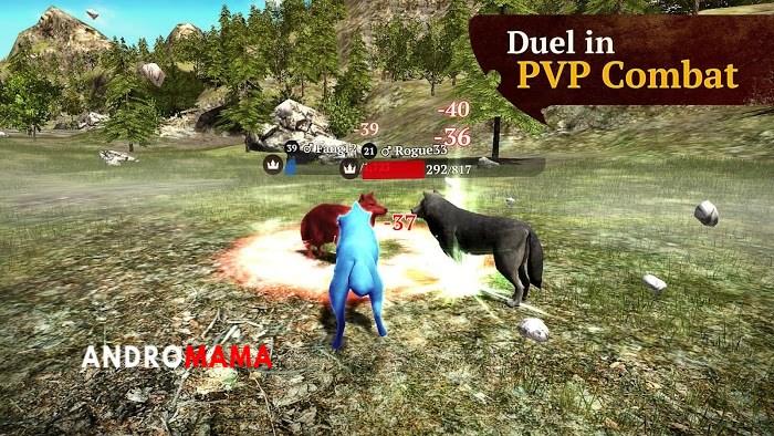 The Wolf Mega Hileli MOD APK [v2.0.1] 1