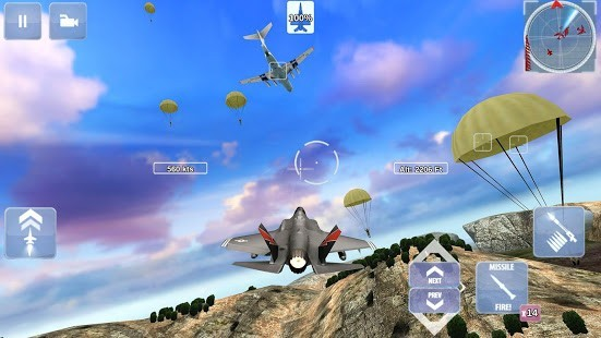 FoxOne Special Missions Uçak Hileli MOD APK [v1.7.1.29RC] 4