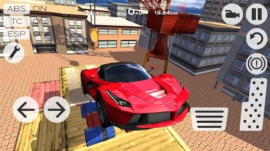 Extreme Car Driving Simulator Para Hileli MOD APK [v6.0.5] 3