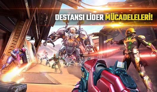 Shadowgun Legends Mermi Hileli MOD APK [v1.1.3] 2