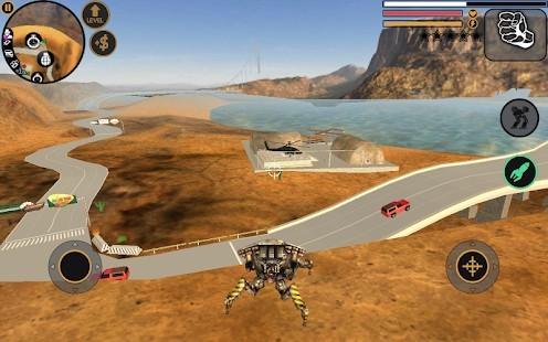 Vegas Crime Simulator Elmas Hileli MOD APK [v5.2.1] 5