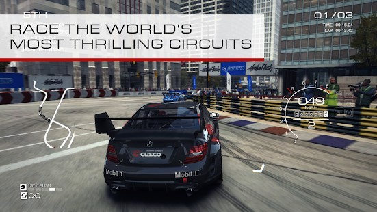 GRID Autosport Full APK [v1.9.1RC3] 4