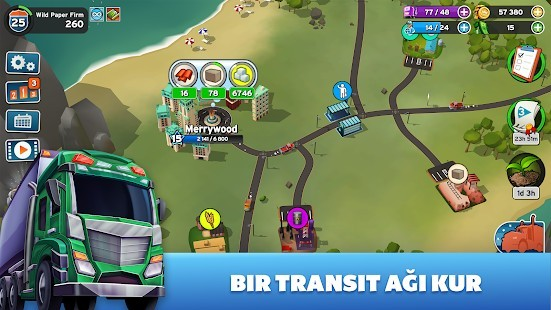 [MOD] Transit King Tycoon Para Hileli APK 6