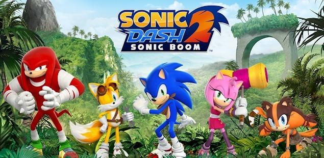 Sonic Dash 2 Para Hileli MOD APK [v2.5.0] 1