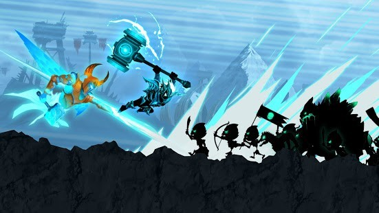 Stickman Legends Shadow War Para Hileli MOD APK [v2.4.86] 2