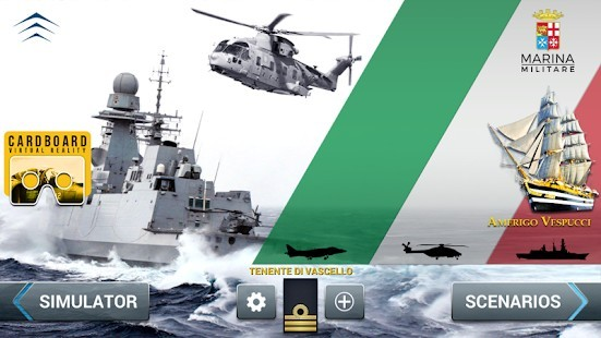 Marina Militare It Navy Sim Araç Hileli MOD APK [v2.0.6] 2