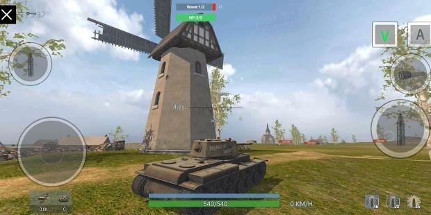 [TAM SÜRÜM] Panzer War Complete FULL APK 1