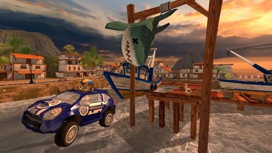 Beach Buggy Racing Para Hileli MOD APK [v1.2.25] 2