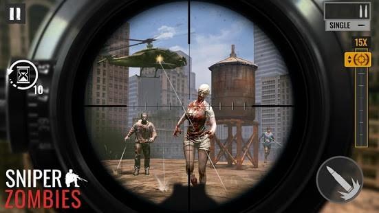 Sniper Zombies Para Hileli MOD APK [v1.44.0] 6
