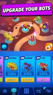 Merge Tower Bots Para Hileli MOD APK [v4.4.5] 2