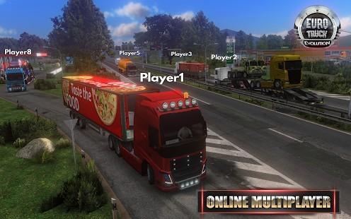 Euro Truck Evolution 2018 Para Hileli MOD APK [v3.1] 4