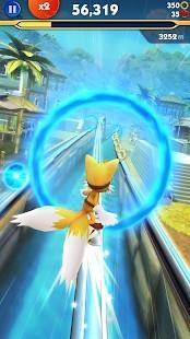 Sonic Dash 2 Para Hileli MOD APK [v2.5.0] 3