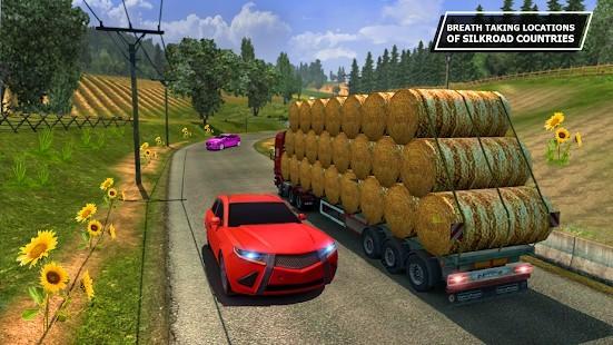Silk Road Truck Simulator Para Hileli MOD APK [v2.3.6] 1