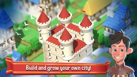 Crafty Town Para Hileli MOD APK [v0.8.470] 4