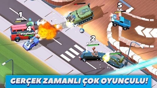 Crash of Cars Para Hileli MOD APK [v1.5.14] 6