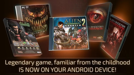 Alien Shooter 2 - Reloaded Full APK [v1.1.0] 6