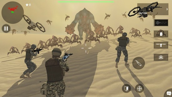 Earth Protect Squad Para Hileli MOD APK [v2.30.32] 2
